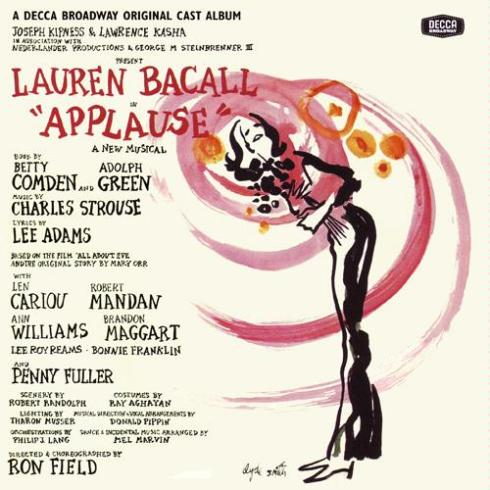 Applause Original Cast Album